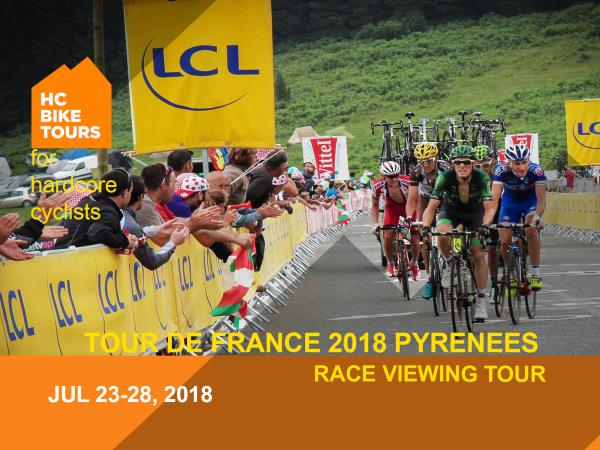 2018 Tour de France cycling holiday, Alps & Mont Ventoux