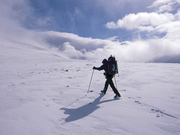 Scotland winter walking holidays
