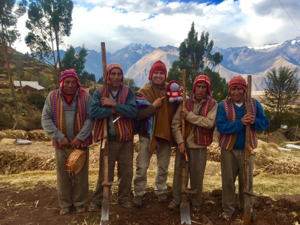 Peru small group highlights tour