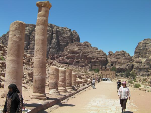 Jordan cultural tour, hosted by Bedouin of Petra