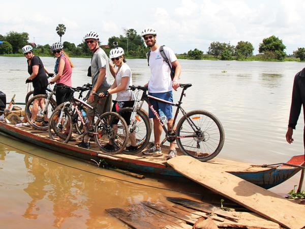 7 day cycling holiday in Cambodia