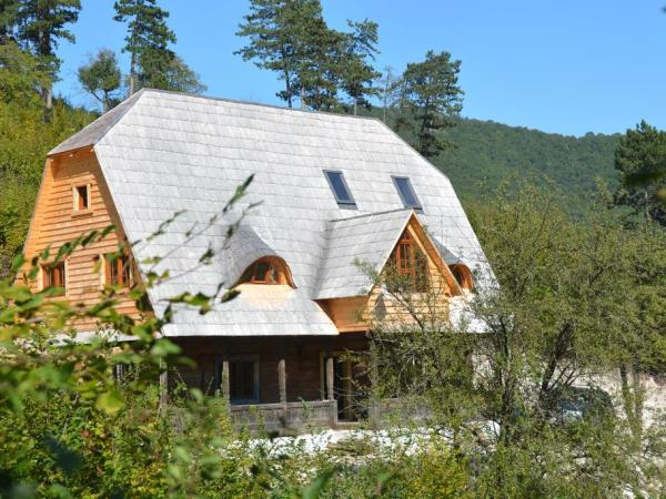 Rural traditional accommodation in Transylvania