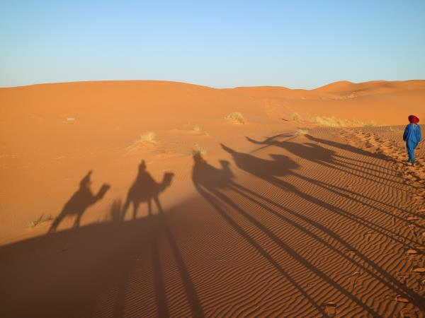 Holiday in Morocco, Imperial cities & deserts