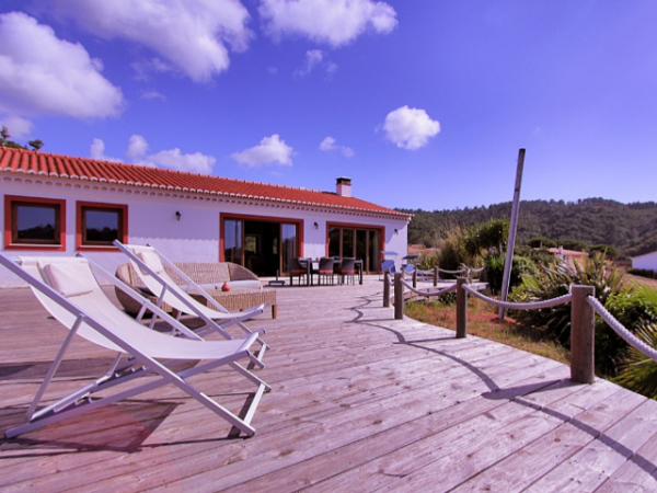Off-grid Algarve villa holiday in Portugal