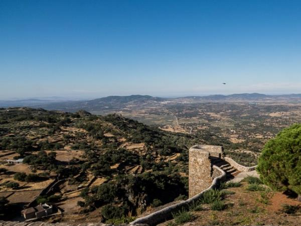 Extremadura walking holiday, Spain