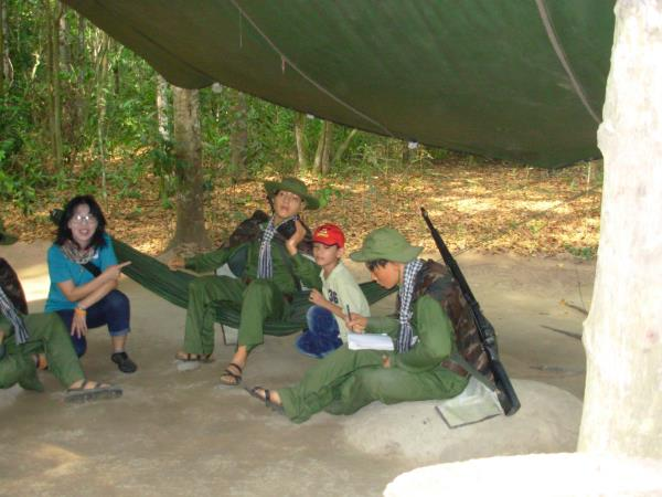 North to South Vietnam family holiday
