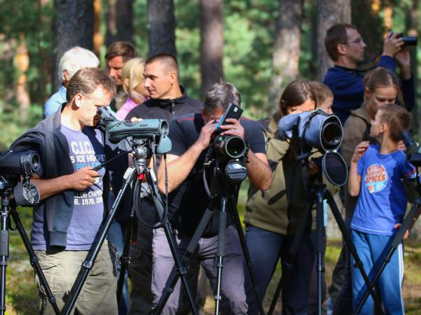 Lithuania wildlife and bird watching holiday