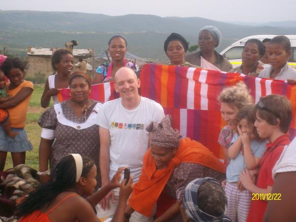 Rural homestays in Kwazulu Natal, South Africa