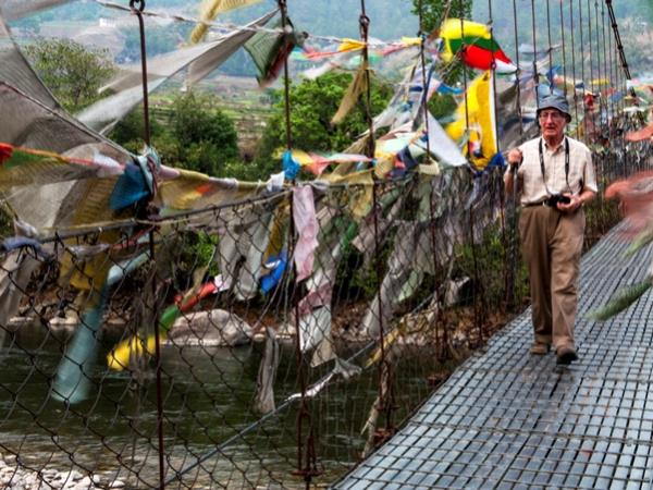 Bhutan festivals small group holiday