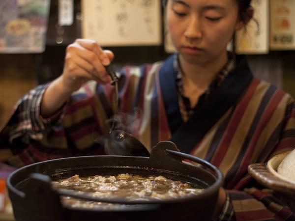 Japan gastronomic holiday