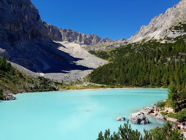 Dolomites walking and kayaking holiday