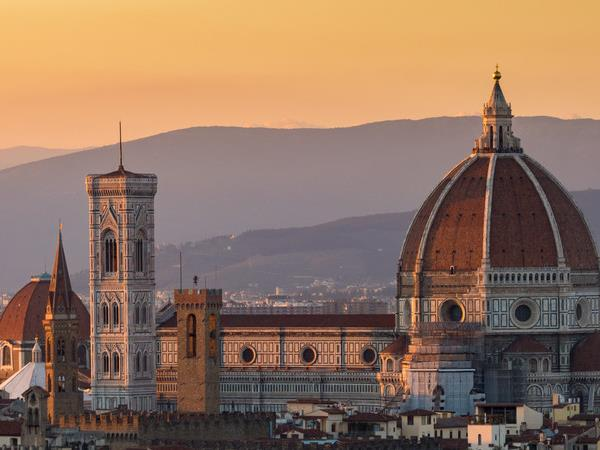 Florence to Pisa cycling holiday