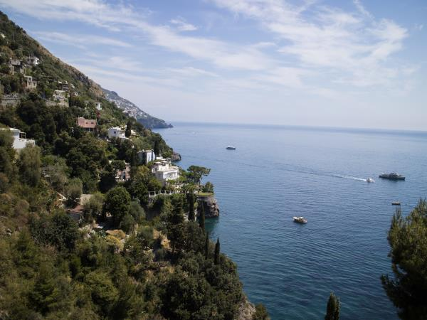 Amalfi coast small group walking holiday