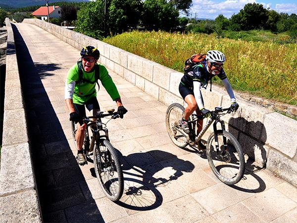 Portugal mountain bike tour