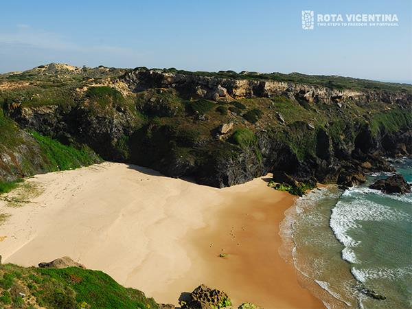 Rota Vicentina walking holiday in Portugal