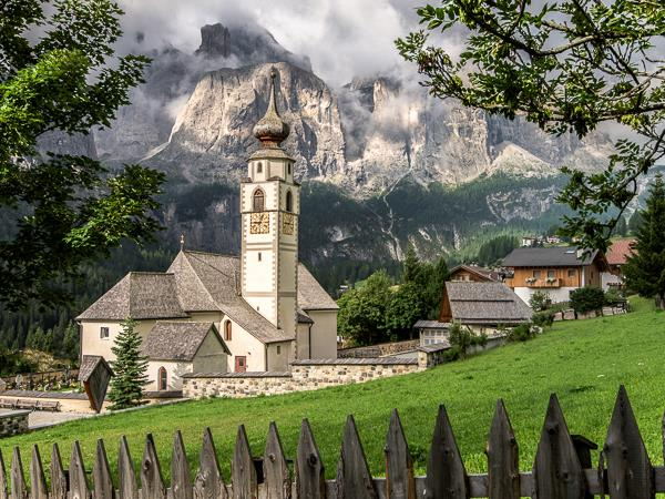 Italy photography holiday in the Dolomites