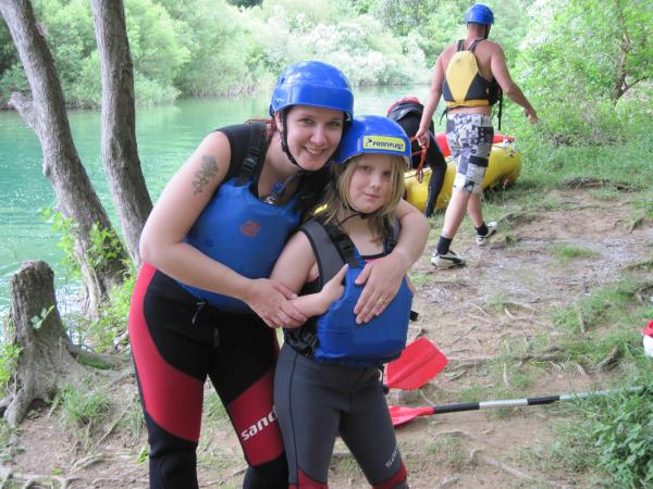 Family Croatia active adventure holiday