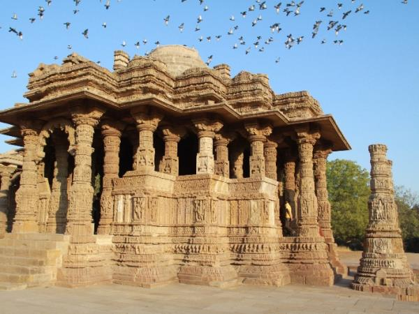 Gujarat tour, tribes and wildlife, India