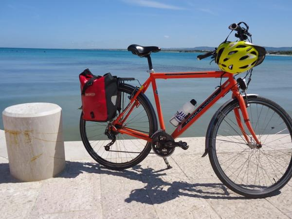 Self guided Puglia cycling holiday