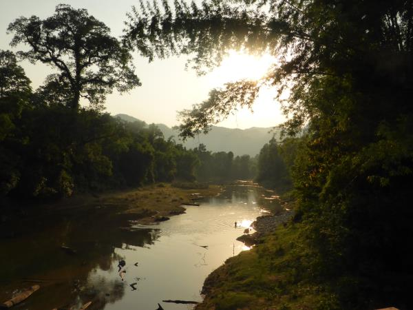 Laos and Cambodia tour, off the beaten track