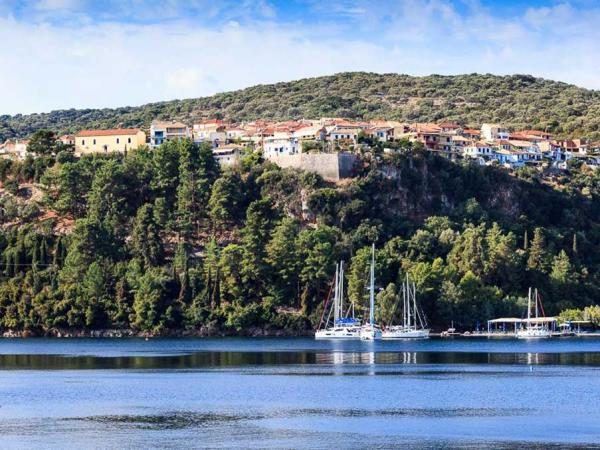 Ionian Islands yacht charter in Greece, 8-12 people