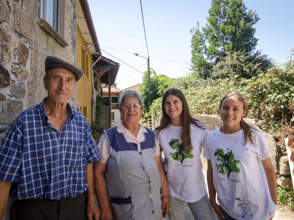 Summer volunteering in Portugal