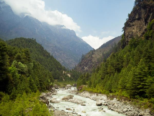 Hike, bike and kayak holiday in Nepal