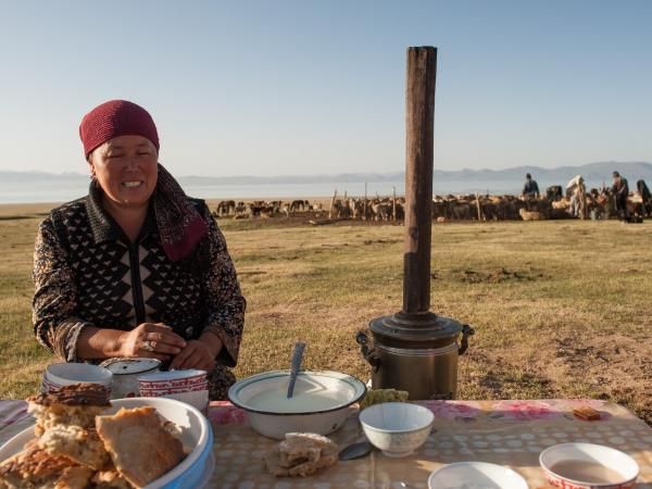 Kyrgyzstan holiday, small group