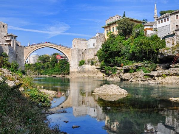 Balkans small group tour