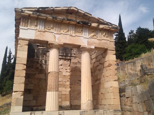 Greece in 10 days small group holiday