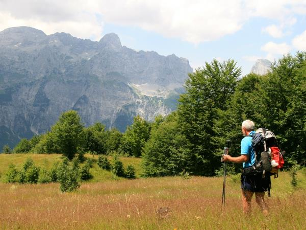 Northern Albania walking holiday