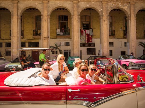 10 day Cuba tour, small group