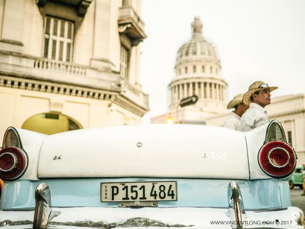 20 day tour of Cuba