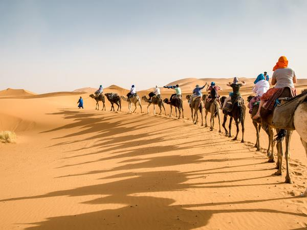 Highlights of Morocco small group tour