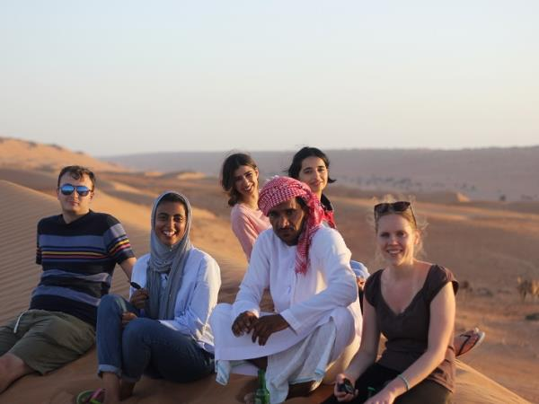Oman & Jordan small group holiday
