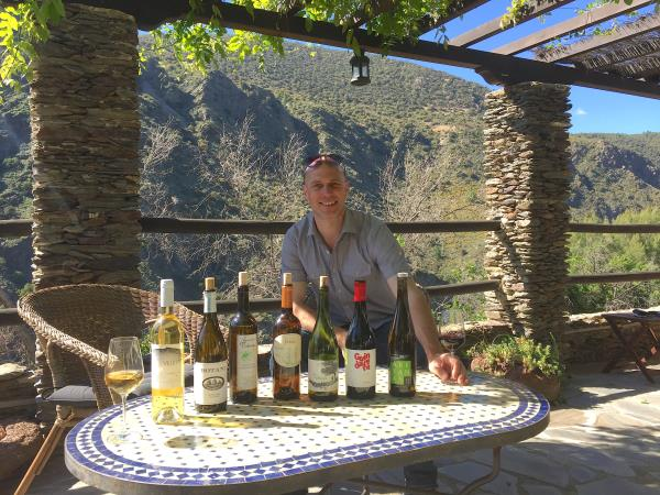 Wine holidays in Andalucia, Spain