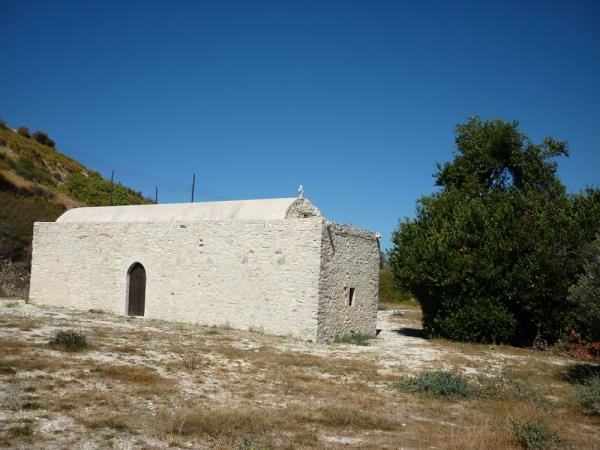 Cyprus self guided pilgrimage walking holiday