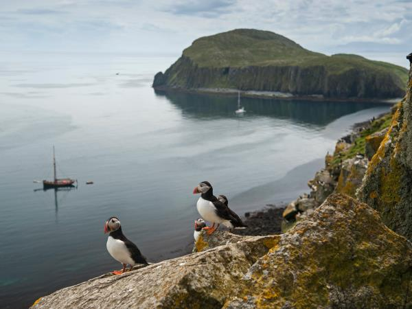 Outer Hebrides and Shiant Isles cruise, Scotland
