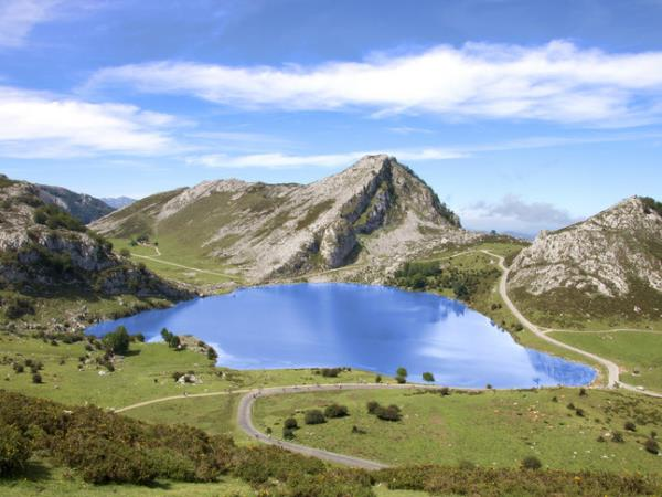 Northern Way and Picos de Europa walking holiday in Spain