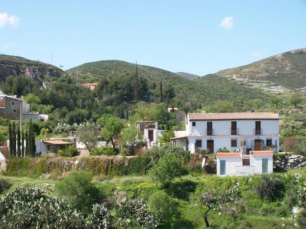 Andalucia centre based walking holiday in Spain