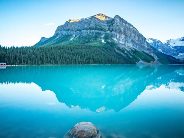 Canadian Rockies small group holiday