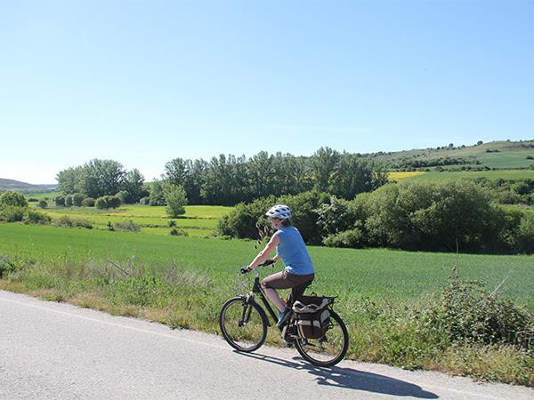 Cycling holiday in La Rioja, Spain