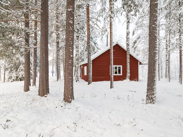 Swedish Lapland luxury winter holiday at the Loggers Lodge