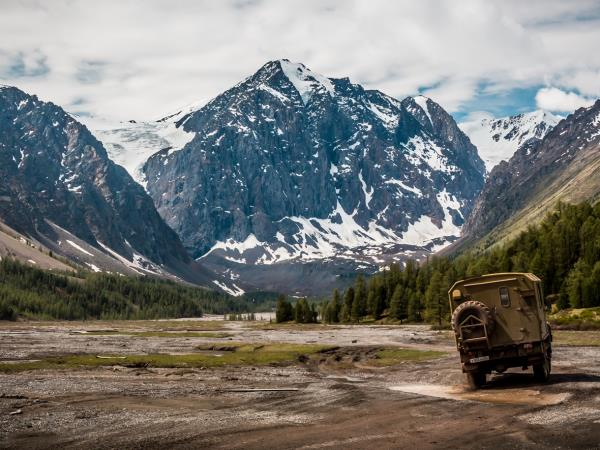 Altai Mountains holiday in Siberia
