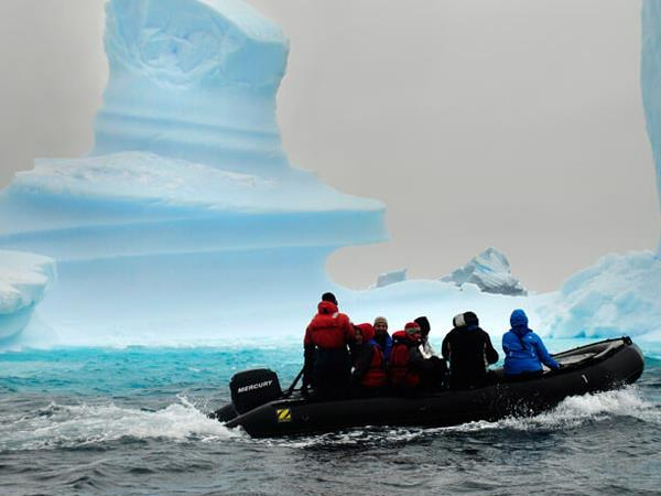 Classic Antarctica cruise & South Shetland Islands