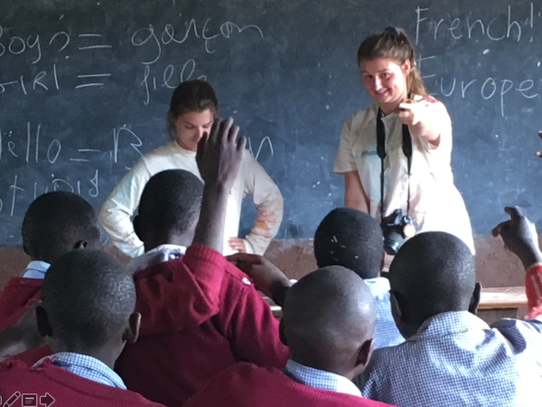 Conservation education in Kenya