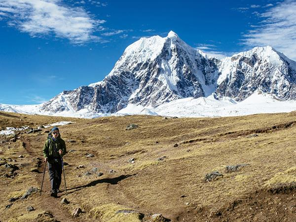 The Ausangate Trek holiday, Peru