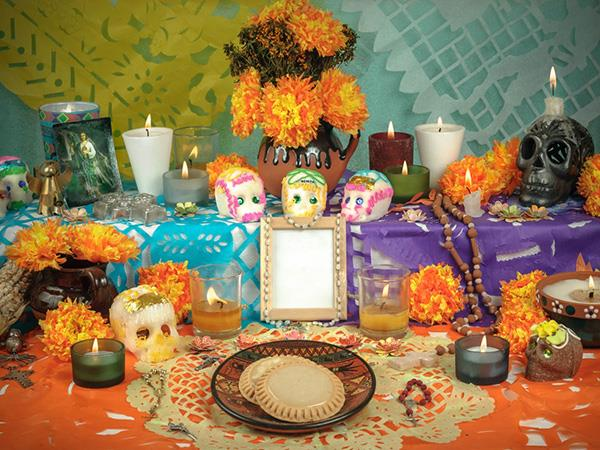 Day of the Dead festival holiday, Mexico