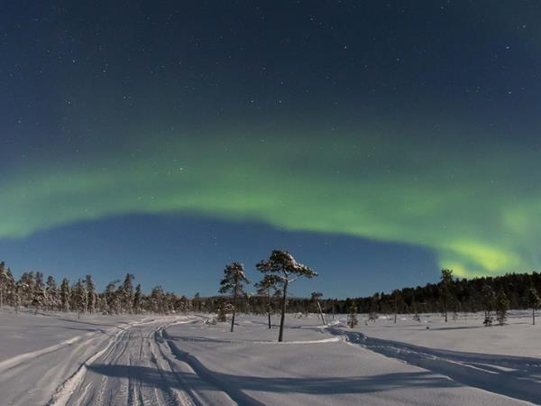 Finnish Lapland winter short break