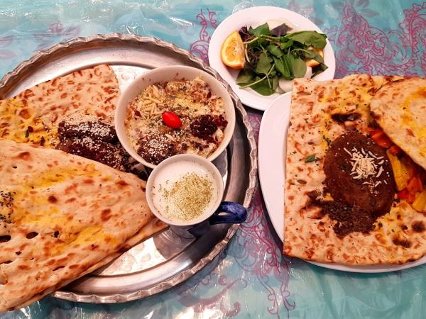 Iran food and culture tour with Simi Rezai-Ghassemi